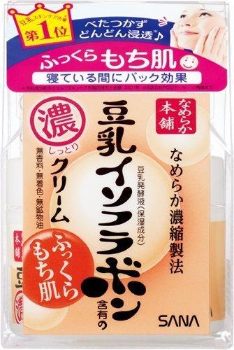 Sana Nameraka Isoflavone Facial Cream