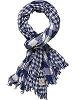 Scotch & Soda Herren Tuch 12010270005 - basic BB check scarf