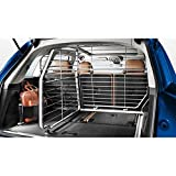 Original Audi Q5(tipo FY, a partir de 2017) rejilla de corte longitudinal Perros rejilla protectora para maletero equipaje habitación rejilla oscuro 80a017222