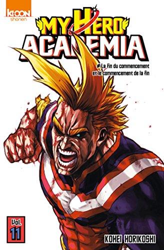 My Hero Academia T11 (SHONEN MY HERO) (French Edition)