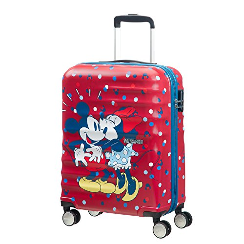 trolley-cabina-55-cm-spinner-4-ruote-american-tourister-wavebreaker-disney-31c001-minnie-loves-micke