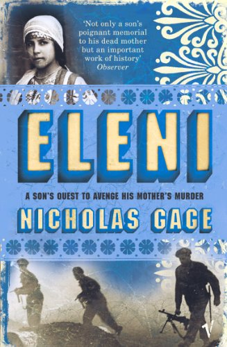 Eleni (Panther) (English Edition)