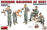 MiniArt 35062 - Deutsche Soldaten bei der Pause