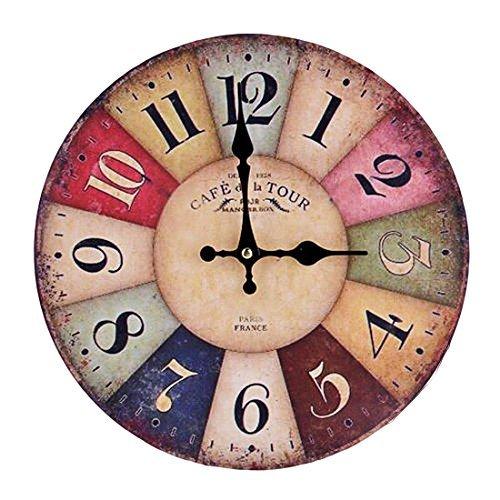 Unusual Wall Clocks Amazon Co Uk