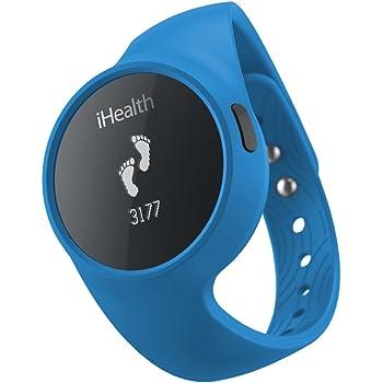iHealth Monitor Inalámbrico de Actividad y Sueño, Bluetooth 4.0. Para iPhone 4, iPhone 5, iPad Mini & iPad 3
