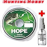 #9: Hope Monofilament Line Use In Fishing Rod Reel
