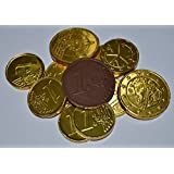 Monedas Chocolate Simón Coll - 25 u. x 28 mm.