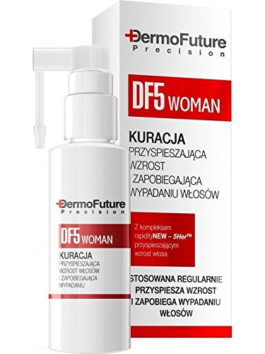 Derm ofuture df5 Woman Cure contre perte de cheveux 30 ml