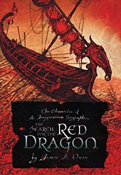 Search for the Red Dragon (Imaginarium Geographica) by [Owen, James A.]