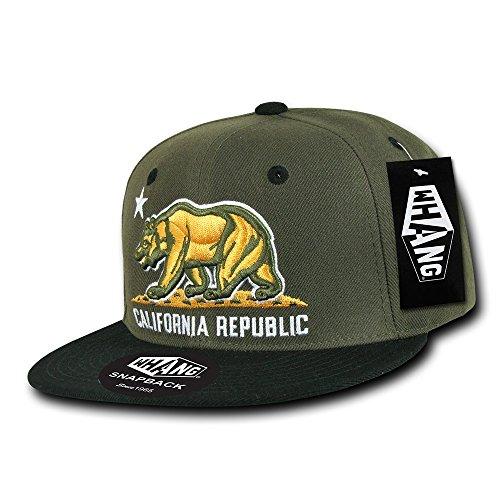 Whang Snap Back Cali Head Wear