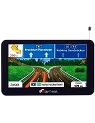 """NavGear 6""""-Navigationssystem StreetMate RSX-60-DVBT Europa 43 Länder"""