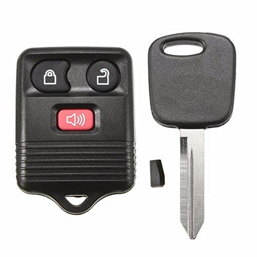 Viviance Auto Keyless Eintrag Remote Key Fob Transponder Chip 3 Button Für Ford F150 F250 F350 (Remote-auto-eintrag)