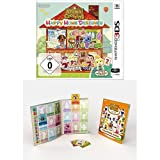 Animal Crossing: Happy Home Designer - [3DS] + amiibo Karten Animal Crossing Sammelalbum 2 inkl. 3 Karten