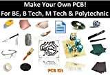 #9: PCB Fabrication Kit - EC - Electronics & Communication Engineering – DTE