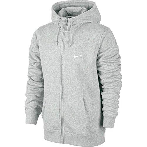 Nike Herren Kapuzenjacke Sweat Club Grey Heather