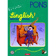PONS Singlish, Englisch durch Kinderlieder, Audio-CDs, Tl.1, 1 Audio-CD
