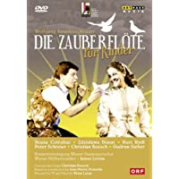 Mozart: Zauberflöte für Kinder