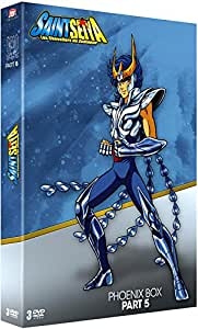 Saint Seiya - Les chevaliers du Zodiaque - Intégrale Collector (Version non censurée) - Phoenix Box Part. 5