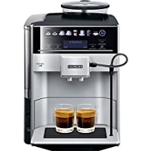 titanium 1300 Watt, Keramik-mahlwerk, Display, Direktwahltasten Siemens EQ.3 s300 TI303503DE Kaffeevollautomat