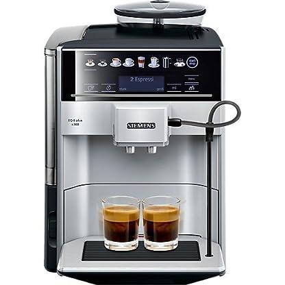 Siemens-EQ6-Plus-s300-TE653501DE-Kaffeevollautomat-1500-Watt-Keramik-mahlwerk-Touch-Sensor-Direktwahltasten-personalisiertes-Getrnk-silber