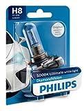 Philips H8 12360 Diamond Vision Foglight Bulb (12V, 35W)