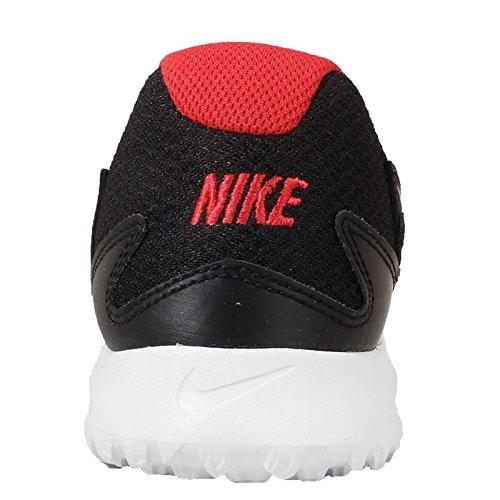 Nike Herren Cp Trainer 2 Turnschuhe Black (Black (Schwarz / Universität Rot-Weiß))