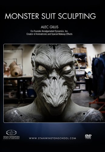Monster Suit Sculpting: Monster Suit Sculpting by Alec Gillis