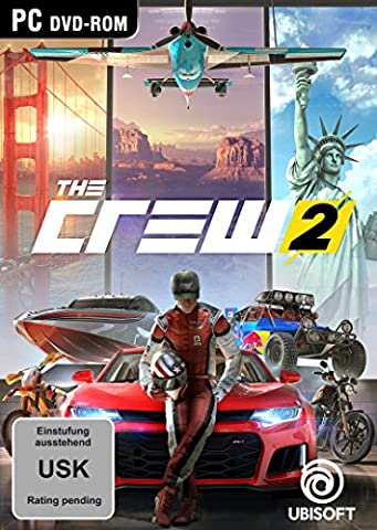 The Crew 2 - [PC] (Pc Games Rennspiele)