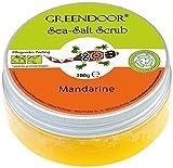 Greendoor Körper-Peeling Sea Salt Scrub Mandarine