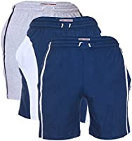 TeesTadka Men's Cotton Shorts for Men Value Pack Combo Offers for Men Pack of 3