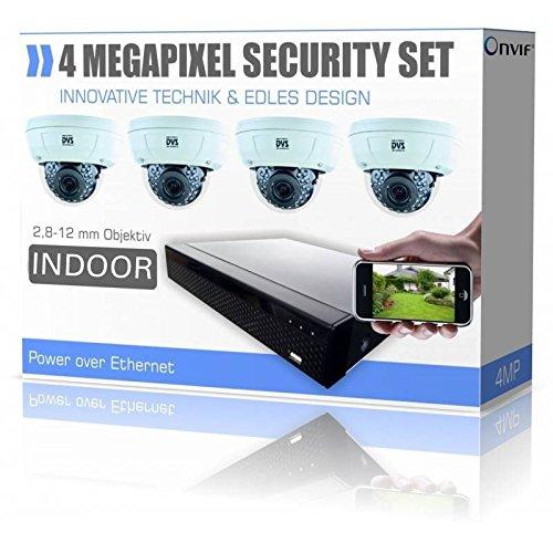 Dvs-Alemania--Indoor-4-megapxeles-vigilancia-Juego-completo--Visin-nocturna--dvlc-de-lvdcs4--sin-disco-duro