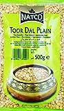 Natco Toor Dal Plain - 500 gr