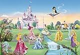 Fototapete Princess Castle - Größe 368 x 254