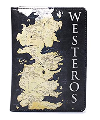Game of Thrones Passport Wallet - Westeros