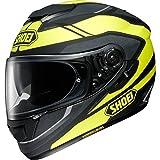 Shoei GT-Air Swayer Motorcycle Helmet S Matt Yellow Black (TC-3)
