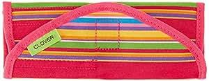 Clover Pochette De Rangement Pour Crochets Bambou