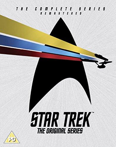 Star Trek The Original Series: Complete [DVD]