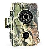 DURAMAXX Grizzly 3.0 cámara de vigilancia y observación (flash infrarrojos, fotos 8 MP, vídeo HD 1280 x 720, sensor movimiento, entrada SD, TV-Out, pa