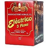 Toro Albalá Fino Tres Fases Filtrado Eléctrico Bag in Box de 5 l