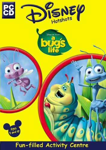 Price comparison product image Disney Hotshots - Bug's Life