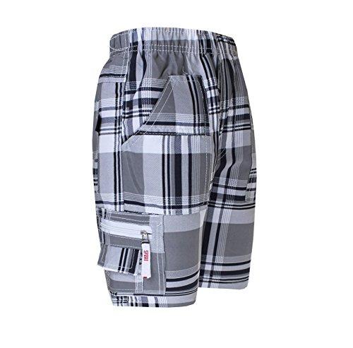 2f9ac93e47 Shorts für Jungen, Kariert, Cargo, Sommer, Leicht, Kurze Hose (8