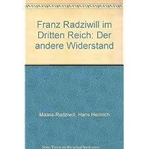 """Franz Radziwill im """"Dritten Reich"""": Der andere Widerstand"""