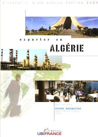 Exporter en Algérie par Mission économique