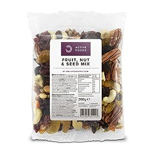 BULK POWDERS Frucht, Nuss & Kernmix, 200 g