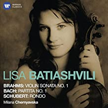 Violinsonate 1/Solopart.1/Rondo