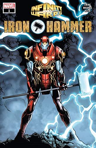 Infinity Wars: Iron Hammer (2018) #1 (of 2) (English Edition)