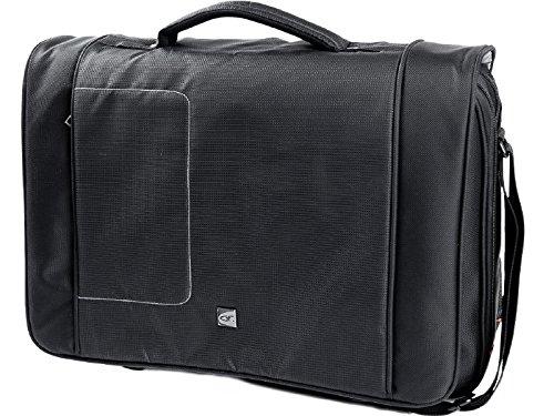 Gino Ferrari Brizo Leichte Laptop- und Tablet-Combi Messenger Bag Passend Bis zu 17