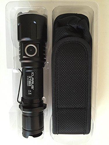 Klarus XT11S XP-L-HI LED aufladbare universal Taschenlampe