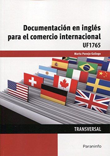 Documentación en inglés para el comercio internacional por MARTA PANOJO GALLEGO