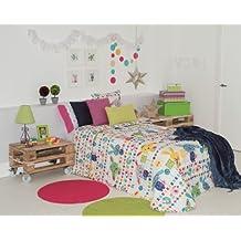 Clara Vidal-edredón conforter estampado infantil Velson cama 090:180x270cm OFERTA